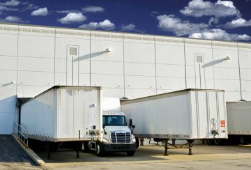 Warehouse Loading Docks